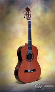 Classical Guitar by Kenny Hill Estudio 615