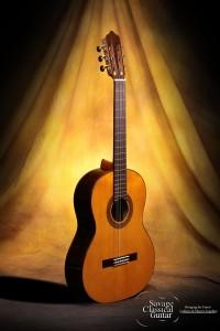 Kenny Hill Estudio 628mm Spruce Classical Guitar