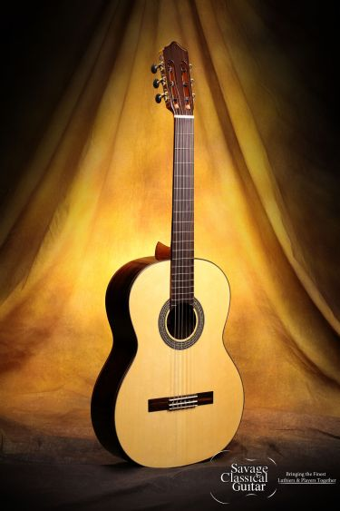 Kenny Hill Estudio Classical Guitar 640mm Spruce