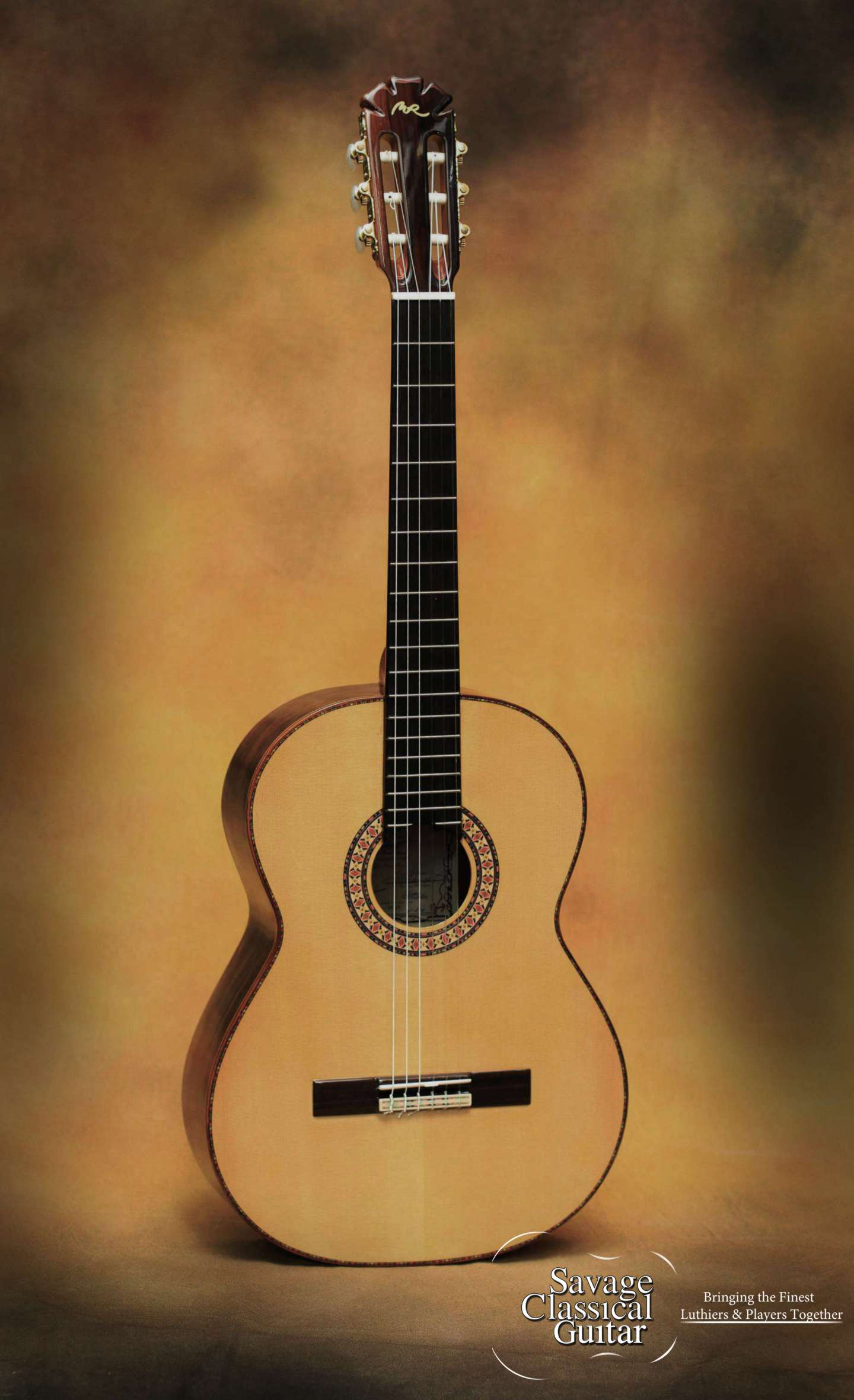 Classical Guitar by Manuel Rodriguez