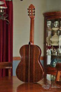 Steve Porter Classical Guitar #29 Spruce EIRW