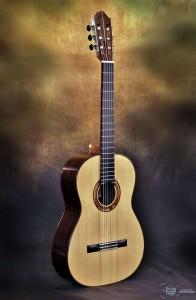 Classical Guitar by Woodley White