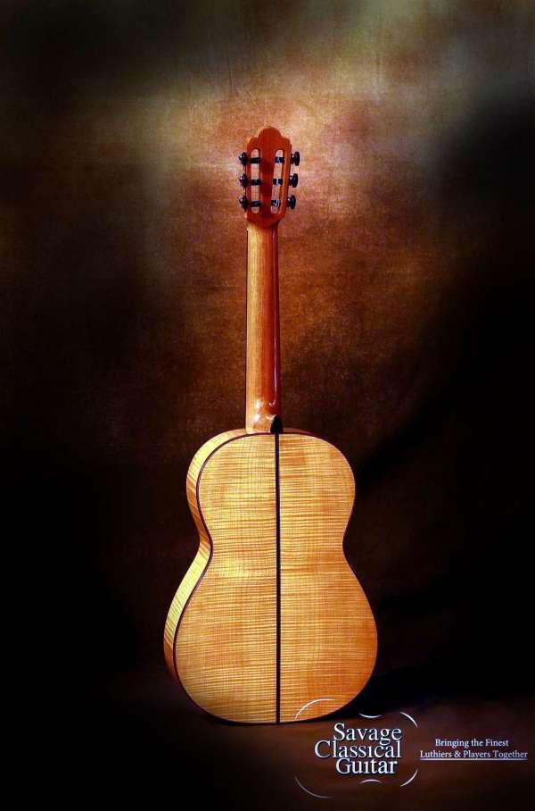 Kenny Hill Torres Classical Guitar F5 #3467