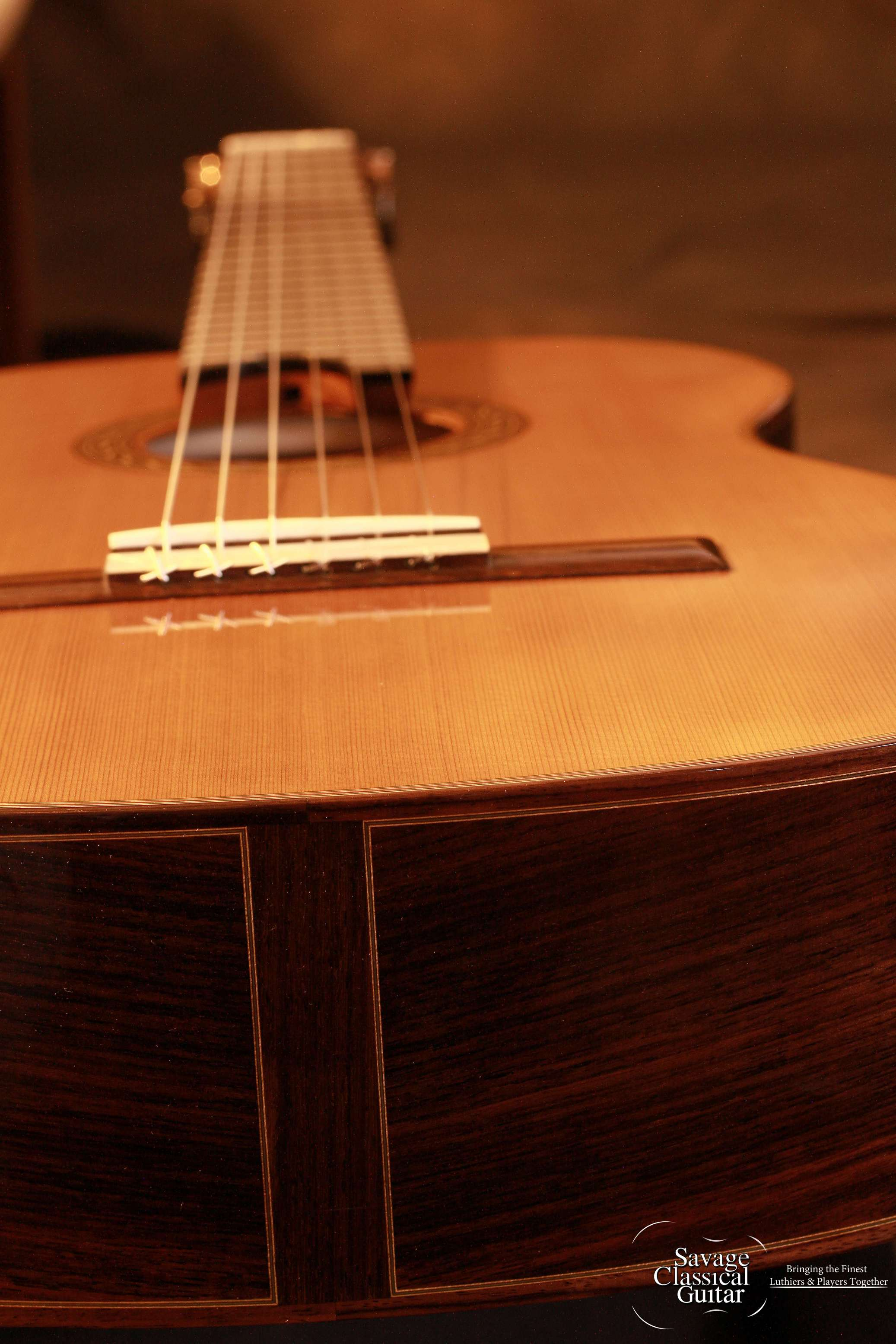 Kenny Hill Signature 3822 Cedar 640mm Savage Classical