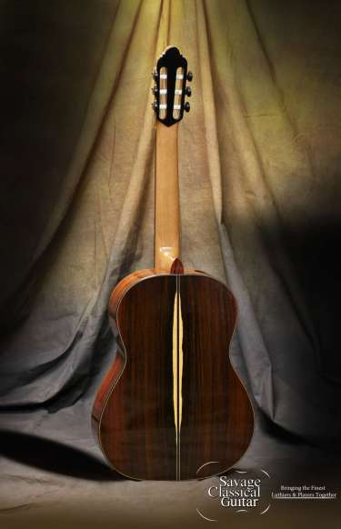Tomas Borobia Classical Guitar