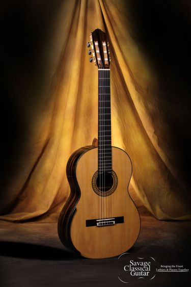Michael Batell 2014 Classical Guitar