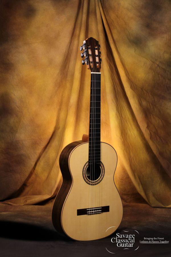 Mikhail Robert Classical Guitar Anniversary Model - 2012