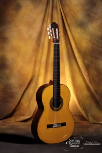 Richard Bruné Classical Guitar #731