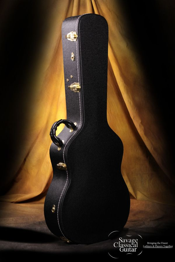 Tamarkin Double Arch HSC Classical Guitar Case