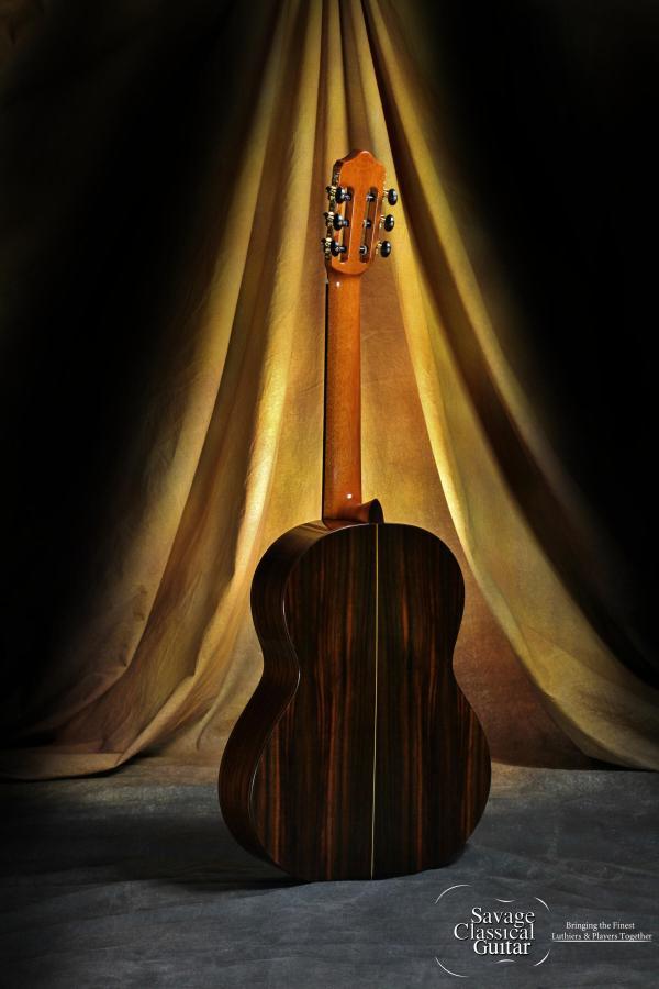 Kenny Hill Classical Guitar Estudio - 628mm