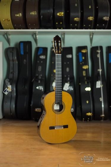 Manuel Adalid Classical Guitar - La Catedral I - Alboraya Shop