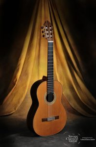 David Pace Classical Guitar 2013/5 - Cedar w/EIRW