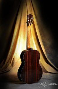 Jean Rompré Classical Guitar #148 Spruce w/EIRW