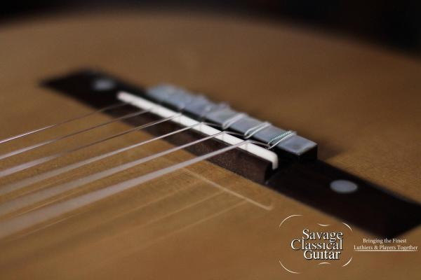 Daryl Perry Classical Guitar #198
