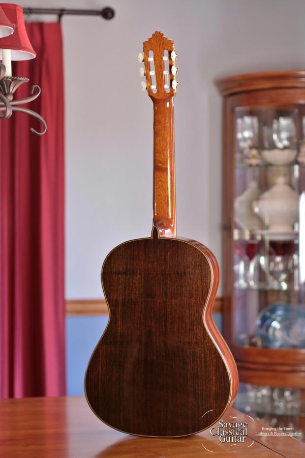 Tetsuo Kurosawa Classical Guitar 2012 Cedar EIRW