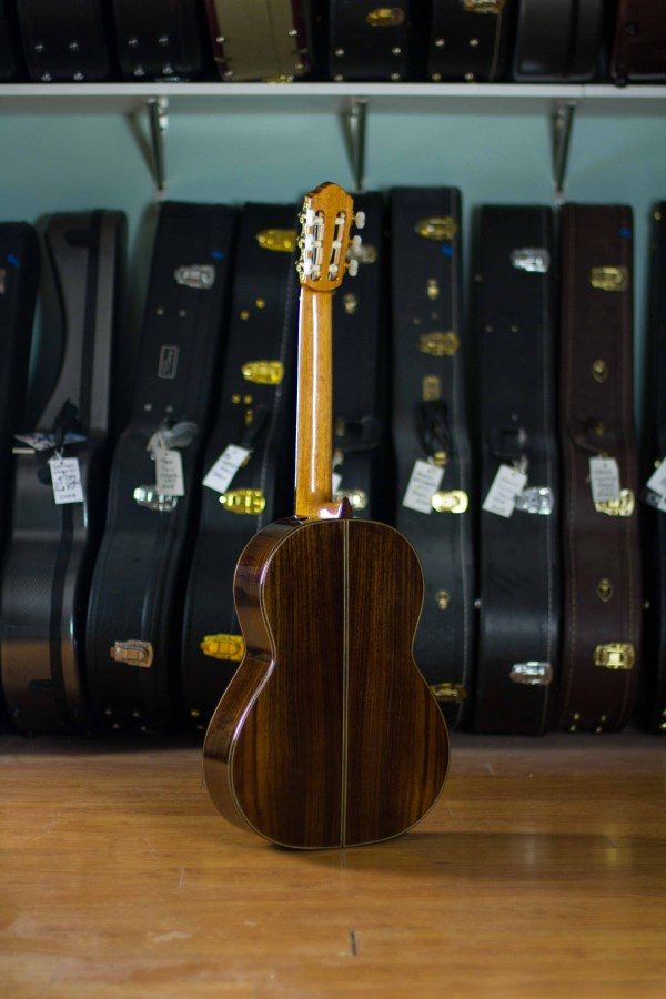Kenny Hill Player Classical Guitar – 628mm Cedar with PORTS