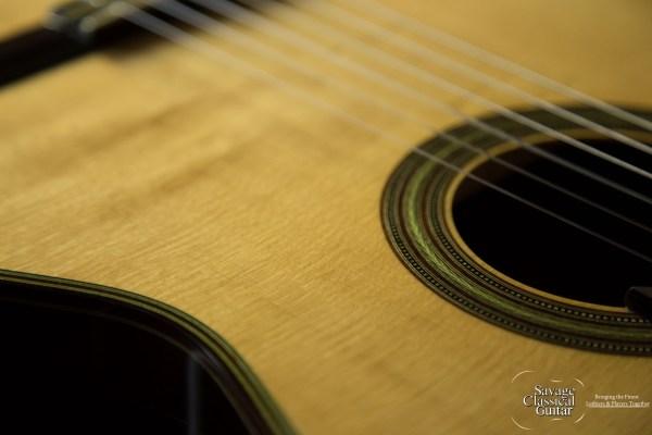 2014 Hermann Hauser III - Segovia Model Classical Guitar #725