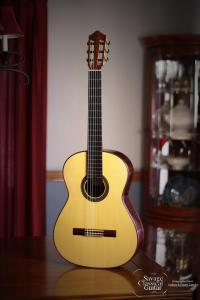 Robert Vincent Classical Guitar #171-R 2016 Spruce