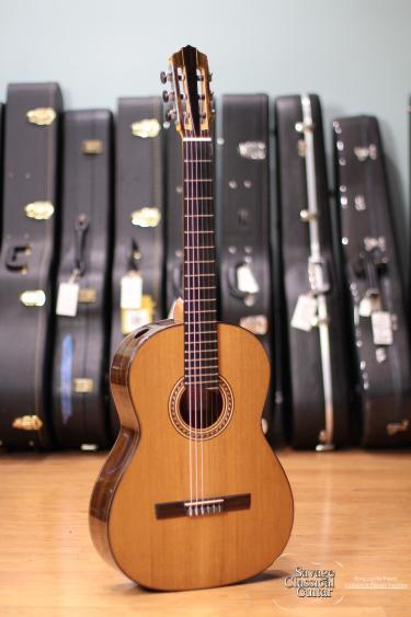 Maxwell Sipe Classical Guitar 2016 Spruce Ziricote