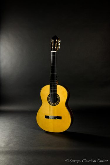 Savage Classical Guitar Model 5 Spruce EIRW