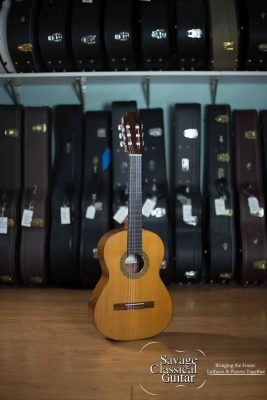 Esteve Classical Guitar Model 3STE 580mm