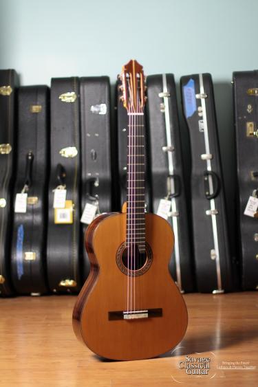 Kenny Hill Signature Classical Guitar #4008 - Cedar 640mm