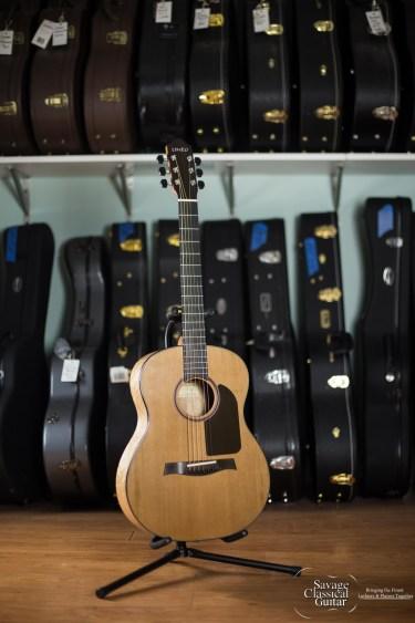 Michael Batell Acoustic Guitar #56 Cedar Maple