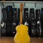 Ashley Sanders Classical Guitar #57 2014 Spruce Burl Ash