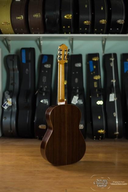 Robert Vincent Classical Guitar #175-R 2017 Spruce EIRW