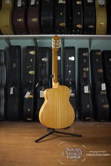 Bob Desmond Classical Guitar 2012 Finger Style Crossover