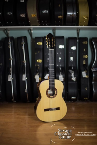 Douglas Pringle Classical Guitar #97