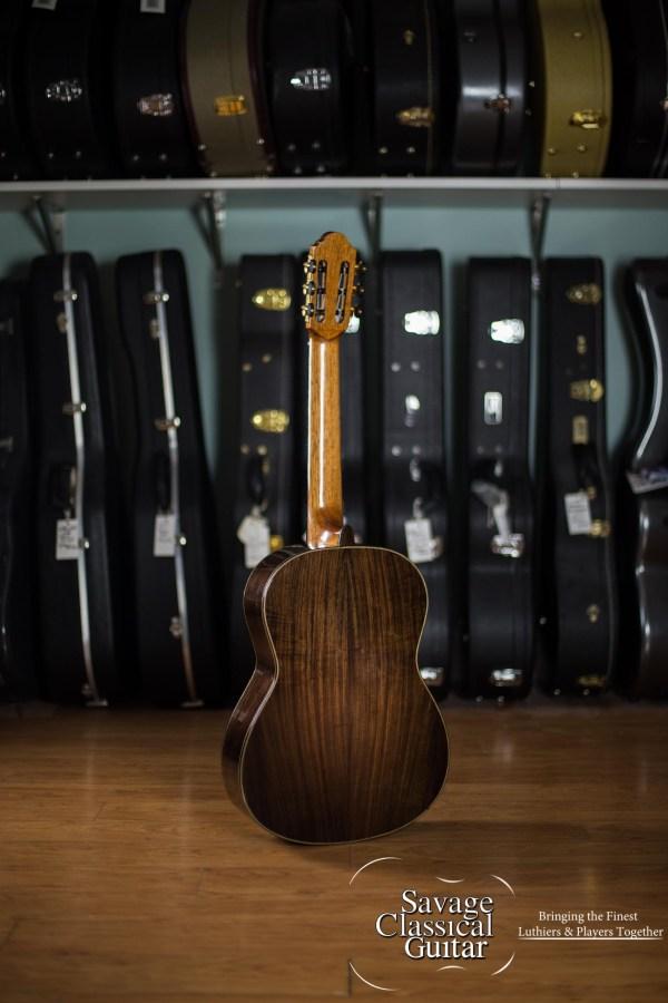 Douglas Pringle Classical Guitar #97