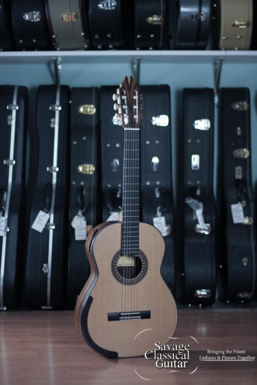 Fernando Mazza Classical Guitar 2016 Cedar CSA Millenium Lattice