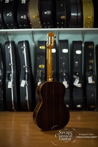 Kenny Hill Performance Classical Guitar #4084 Cedar 640mm