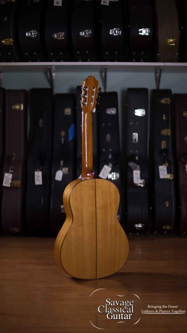Esteve Flamenco Guitar Model 6F