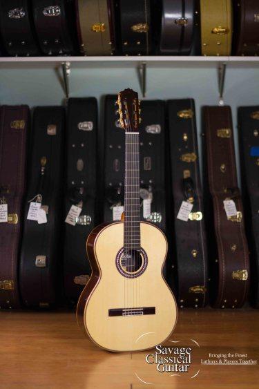 Cordoba C-12 Classical Guitar - Spruce w/EIRW