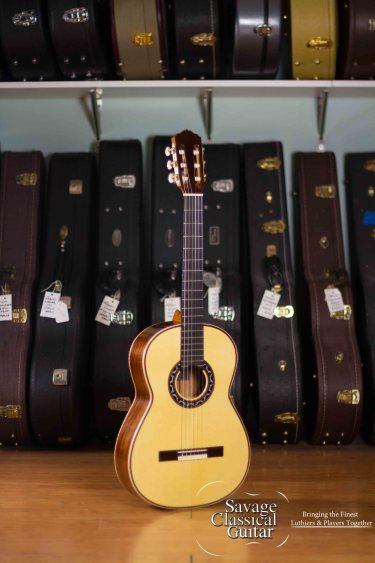 Cordoba Esteso Classical Guitar Spruce Palo Escrito