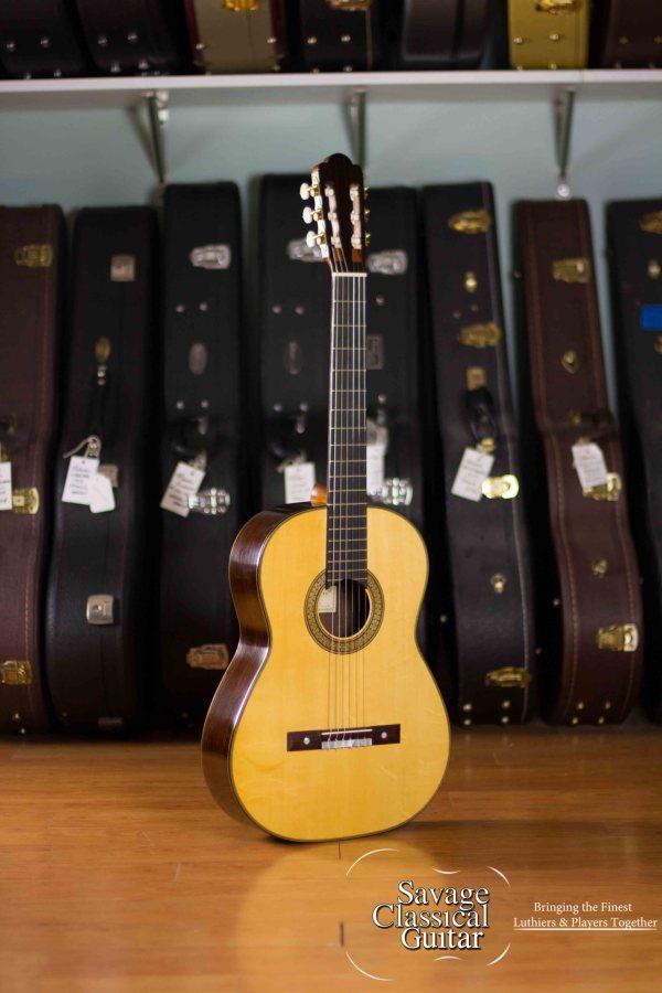 Daryl Perry Classical Guitar #198 Spruce/EIRW