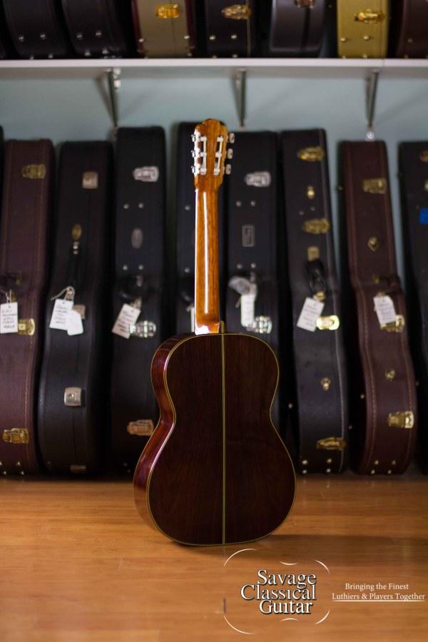 Hermann Hauser III 1989 Classical Guitar #237 Spruce CSA