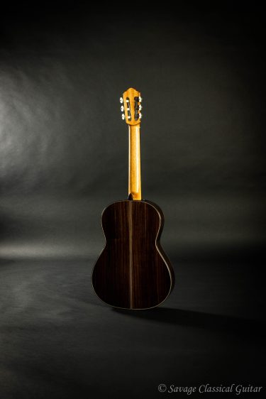 Kenny Hill Player 615mm Spruce with PORTS