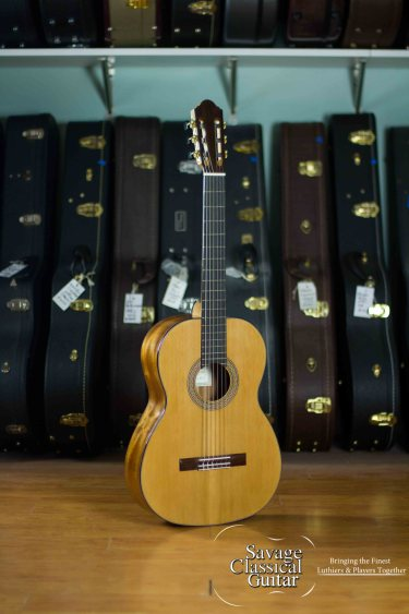 Eduardo Bossa Recital Series Cedar Sapele Lattice 0418004X
