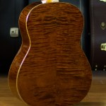 2008 Thomas Humphrey Cedar Quilted Maple