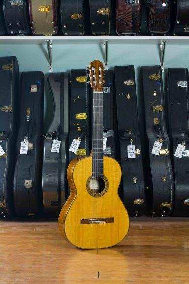 Fritz Ober Classical Guitar 2007 Spruce EIRW