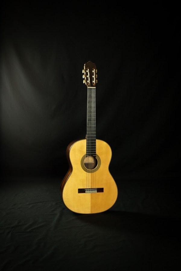 Mariano Tezanos Perez Classical Guitar Maestro 1999 Spruce CSA