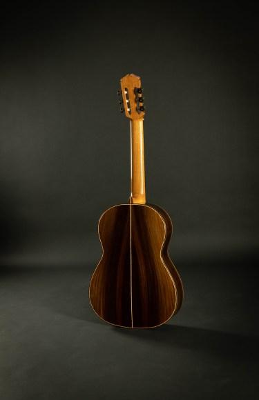 Darren Hippner Classical Guitar #855 Santos Model Spruce CSA