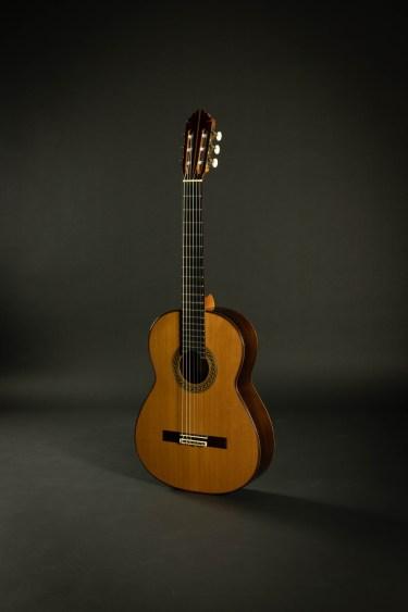 GV Rubio Classical Guitar Solista 2015 Cedar EIRW