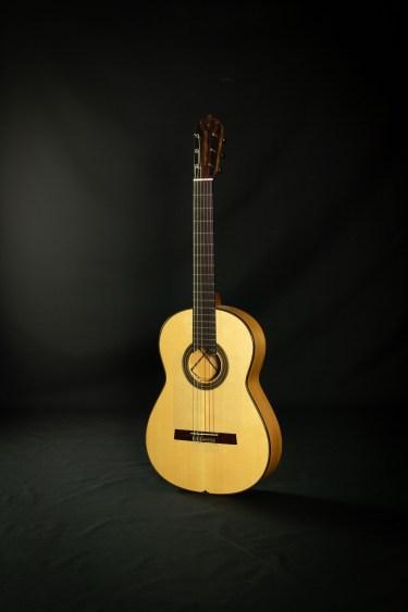 Luciano Maggi Flamenco Guitar 2015 Spruce Cypress