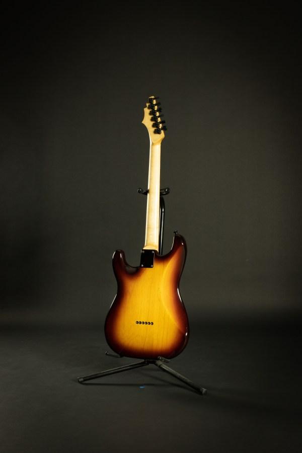 Peekamoose Model 1 HSH Sunburst Electric Guitar