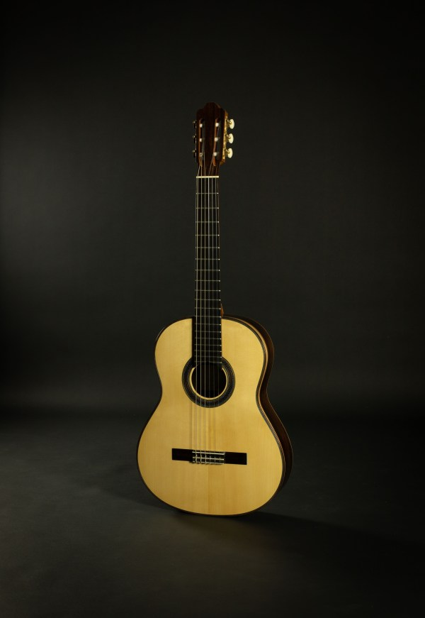 Randy Angella Classical Guitar #211 Spruce CSA