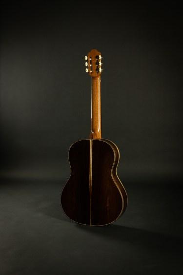 Randy Angella Classical Guitar #211 Spruce CSA